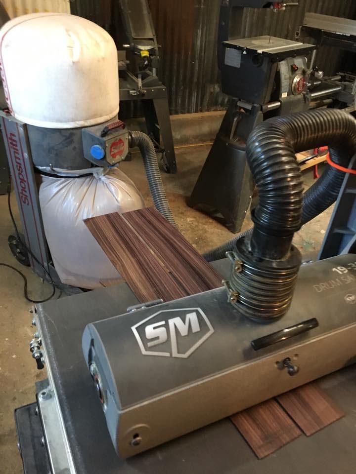 wood-steamer